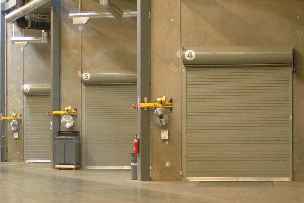 TechTrade Doors - Aircraft Hangar Doors, Industrial Doors, Roller